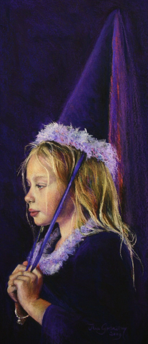 Kinderportret Prinses